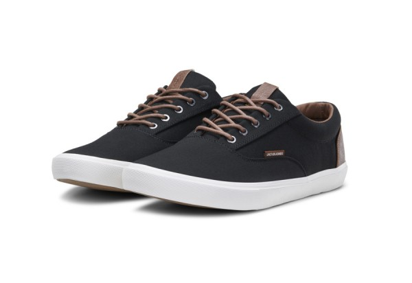 Jack&Jones Sneakers JFWVISION CLASSIC MIXED 12146325 ANTHRACITE