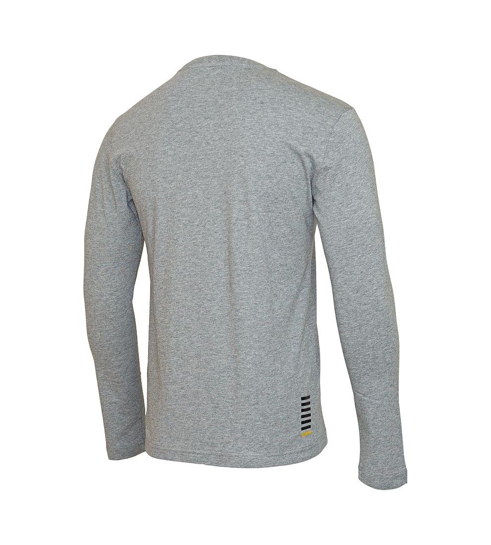 EA7 EMPORIO ARMANI Longsleeve Shirt grau 6XPT54 PJ02Z 3905 Grigio Melan Medio HW16