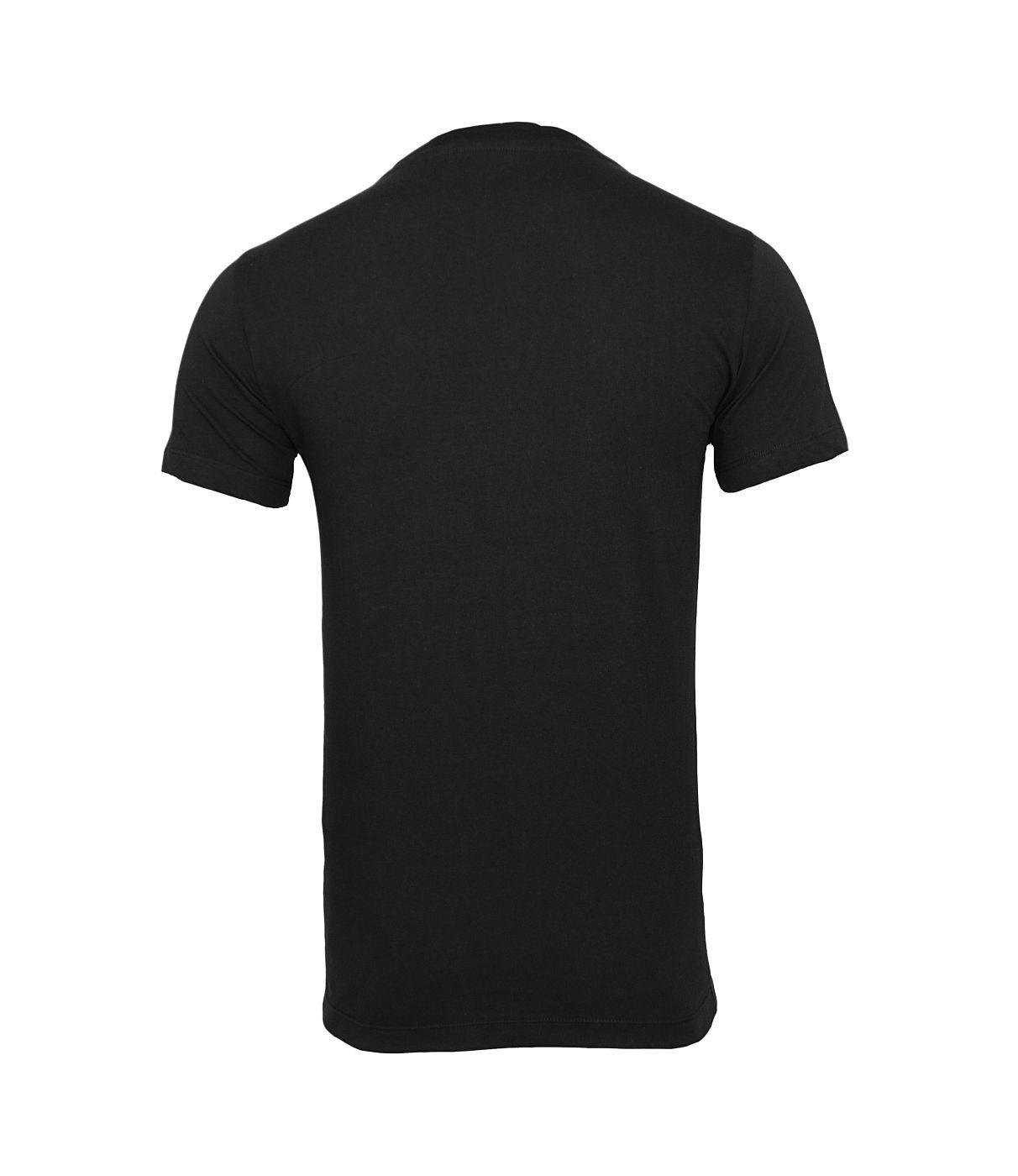 Replay 2er Pack T-Shirts V-Ausschnitt M3589 22602 020 black S18-RPT1