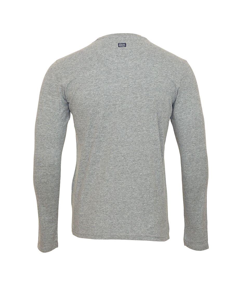 Petrol Industries Sweater Pullover Longsleeve grau MSPFW16 TLR812 946 HW16-1