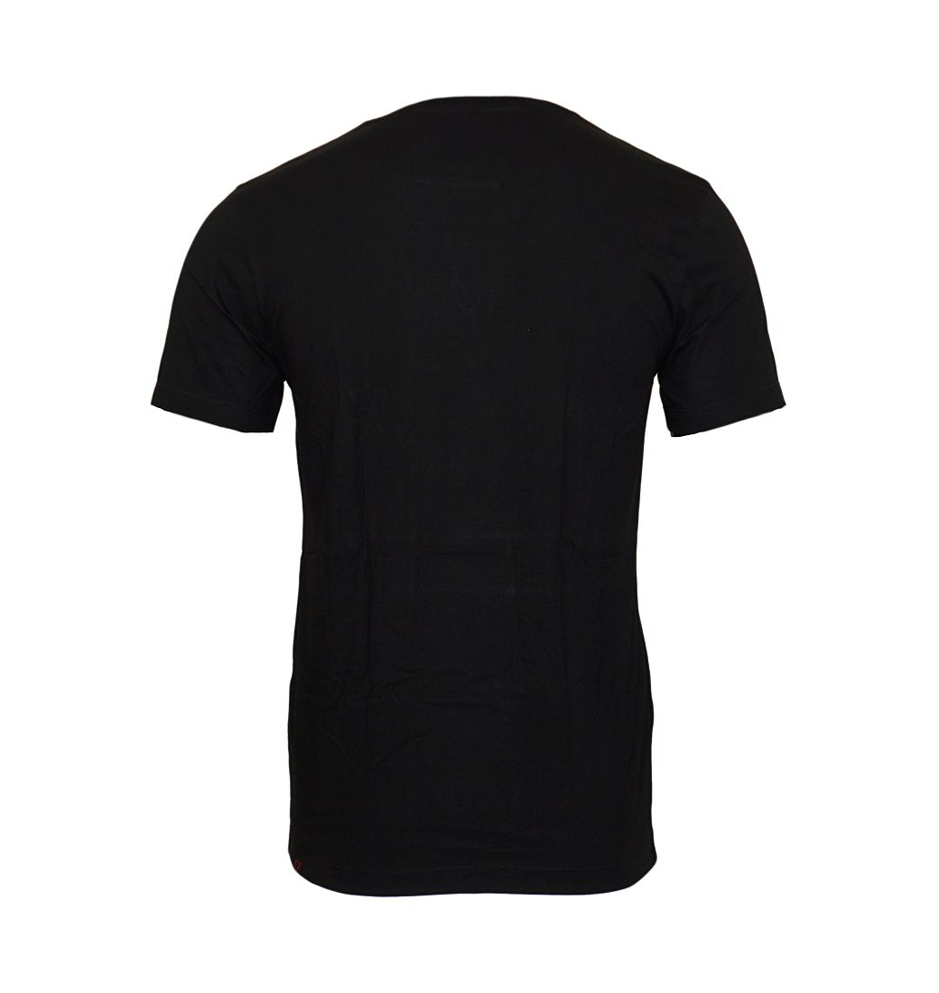 Strellson 2er Pack T-Shirts V-Ausschnitt 30003194 schwarz SH17-STTS1