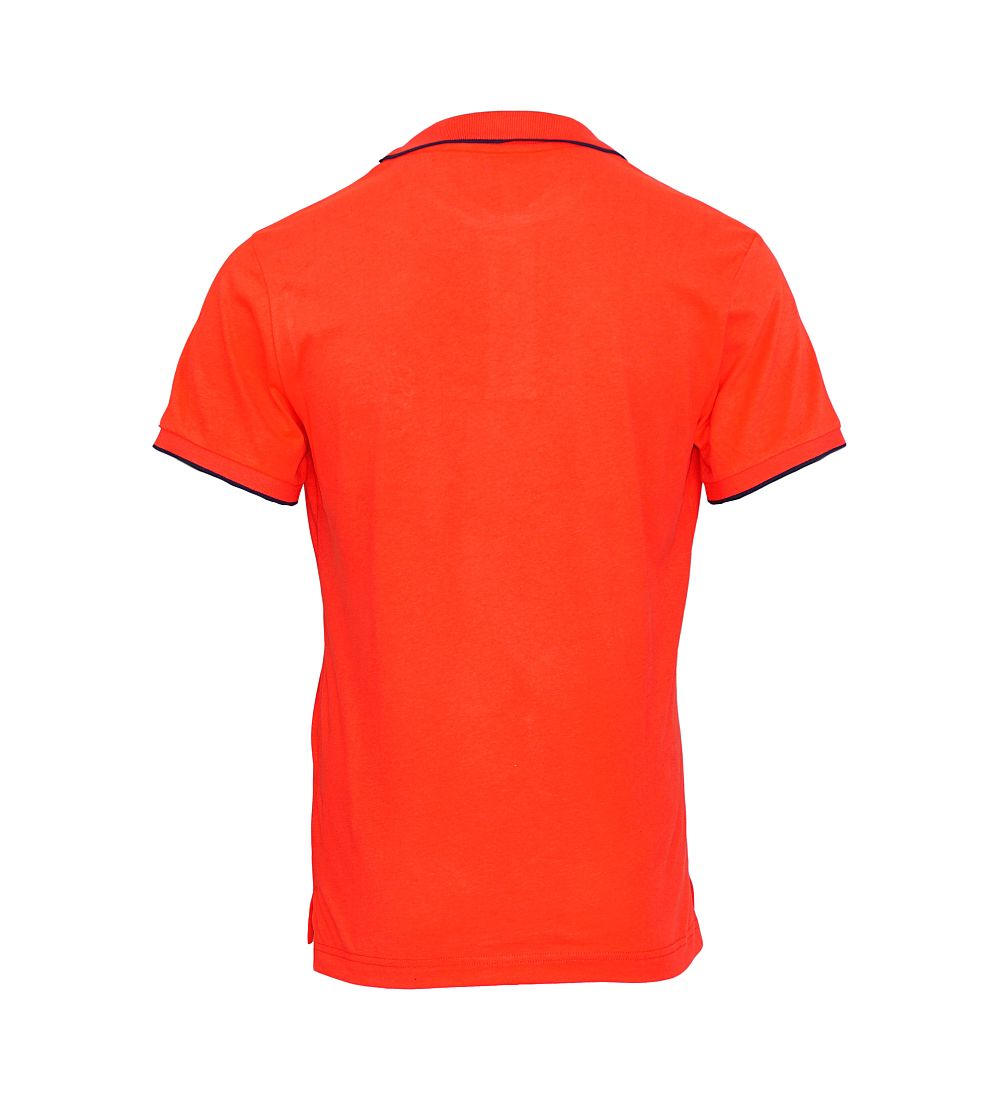 TOMMY HILFIGER Shirt T-Shirt Poloshirt rot Icon Polo SS 2S87905399 218