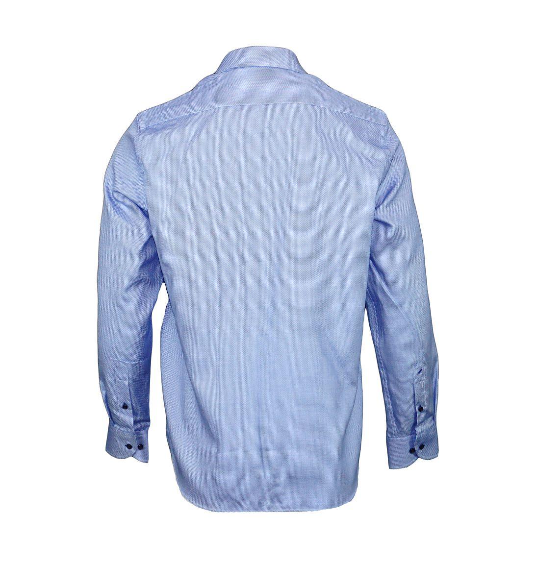 Daniel Hechter Hemd Kent 10200 55986 62 100 blau MODERN FIT Businesshemd SH17-DH1