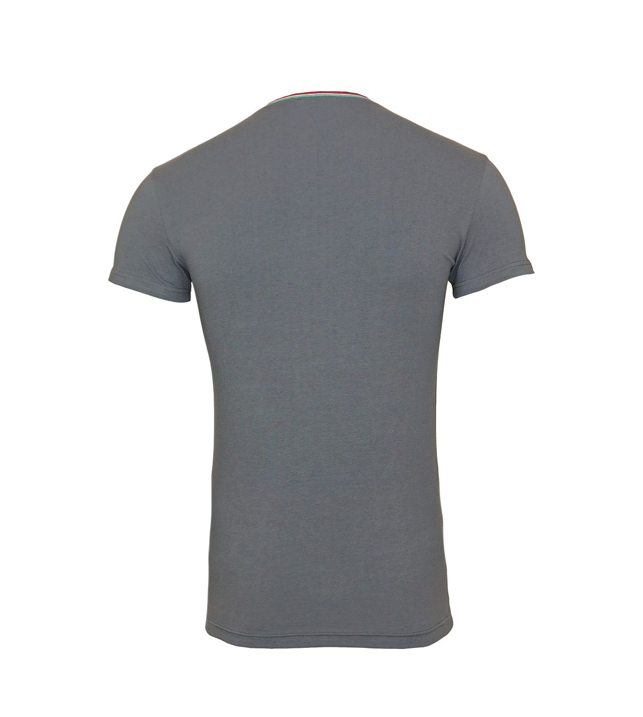 Emporio Armani T-Shirts V-Ausschnitt 110810 8A510 00044 ANTRACITE SH18-EAT2