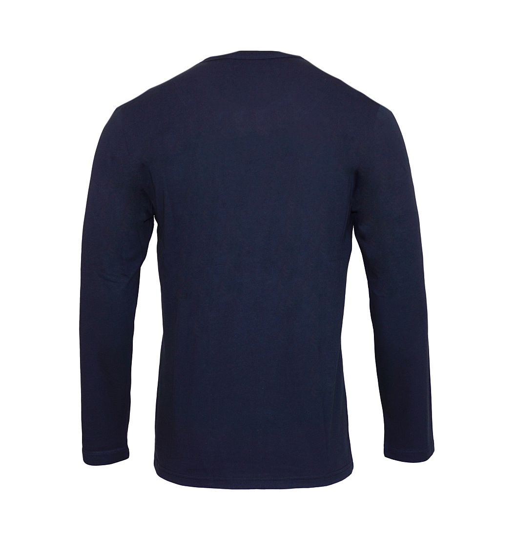 Emporio Armani Shirt Longsleeve KNIT SWEATER 111287 6A567 00135 MARINE HW16A1
