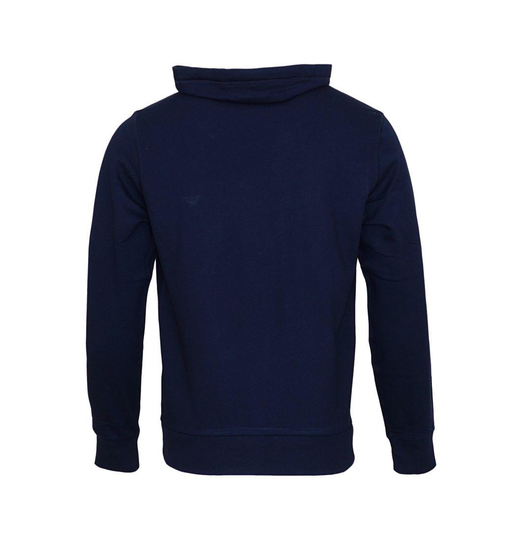 Emporio Armani Pullover Hoodie Sweater 111665 7P571 00135 MARINE S17-EAN2