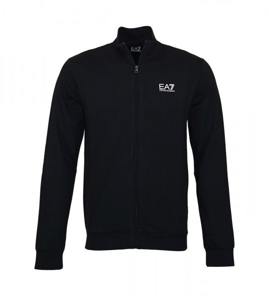 EA7 Emporio Armani Zipper Sweater 8NPM01 PJ05Z 1578 Night Blue HW19-EAL3