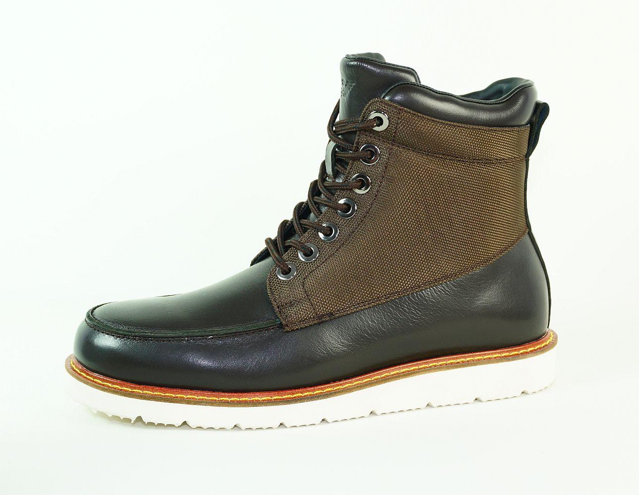 Armani Jeans Schuhe Stiefel Boot braun 935052 6A452 04552 Brown After DA HW16-AJ