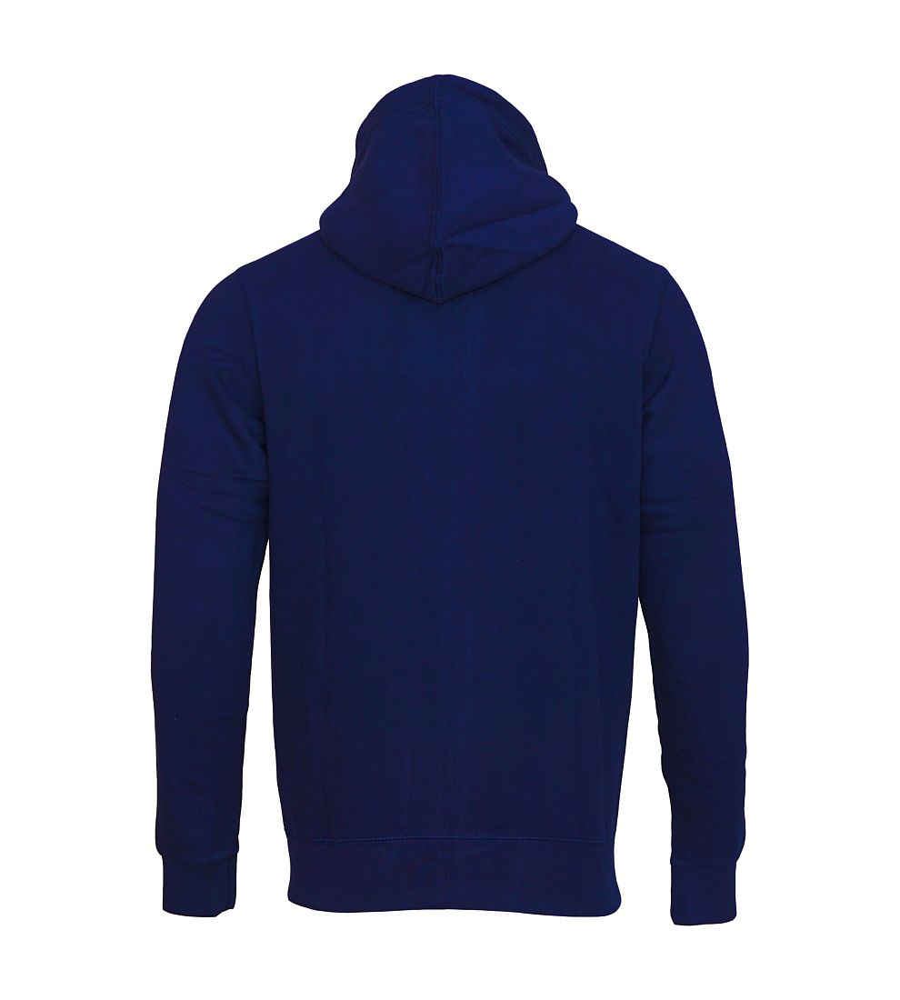Petrol Industries Sweater Sweatjacke Hoodie blau MFW16 SWH350 590 HW16-4 mit Kapuze