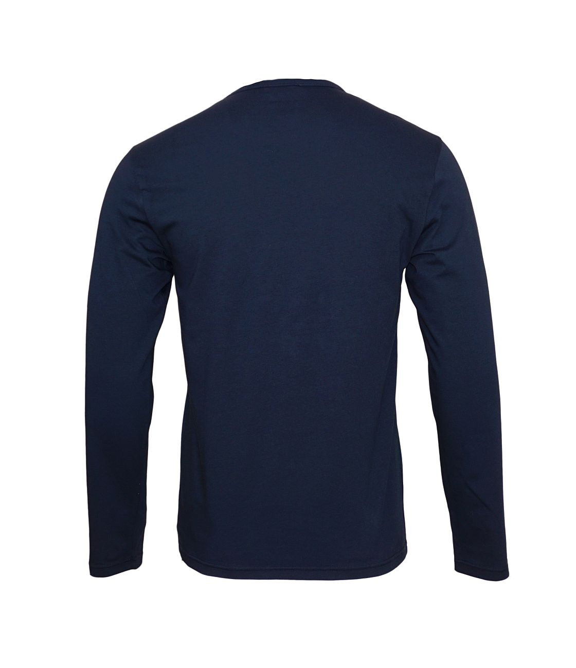 Emporio Armani Longsleeve Rundhals Shirt 111653 8A715 00135 MARINE WX18-EAX