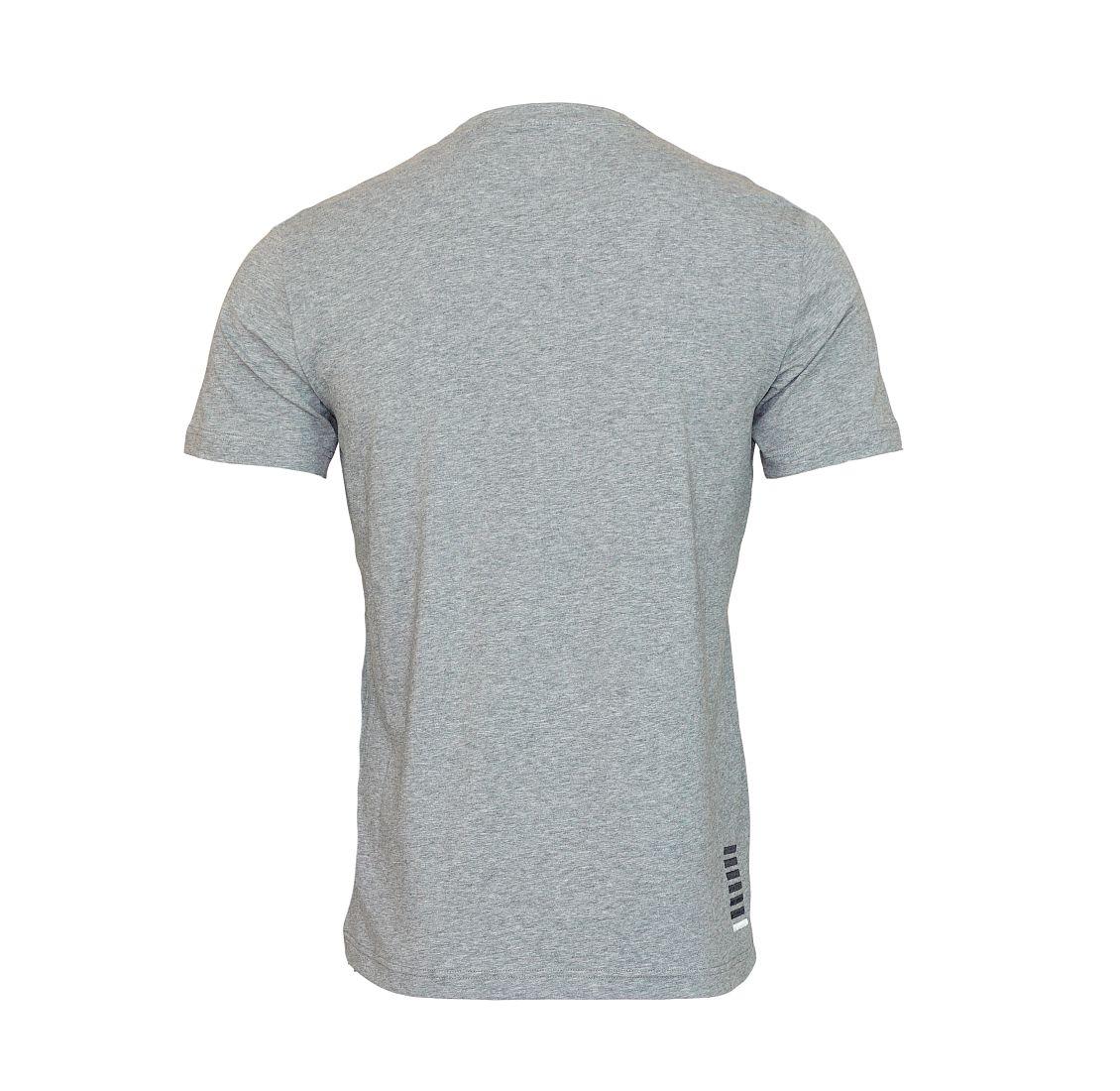 EA7 EMPORIO ARMANI Shirt T-Shirt Poloshirt grau Train Core Tee 273164 6P209 01449
