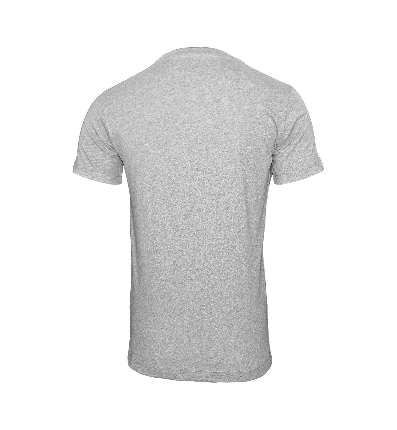Replay 2er Pack T-Shirts V-Ausschnitt M3589 22602 030 GREY MELANGE S18-RPT1