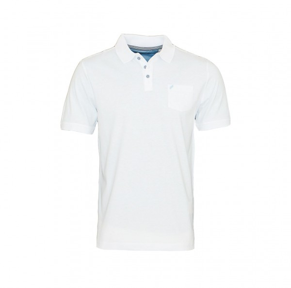 Daniel Hechter Poloshirt Polo Jersey 75015 101915 10 white WF20-DHP1