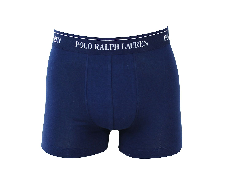 3 er Pack Ralph Lauren Shorts Unterhosen Pouch Trunks navy, rot, weiss 251 U3PPTBSHC2A HW16