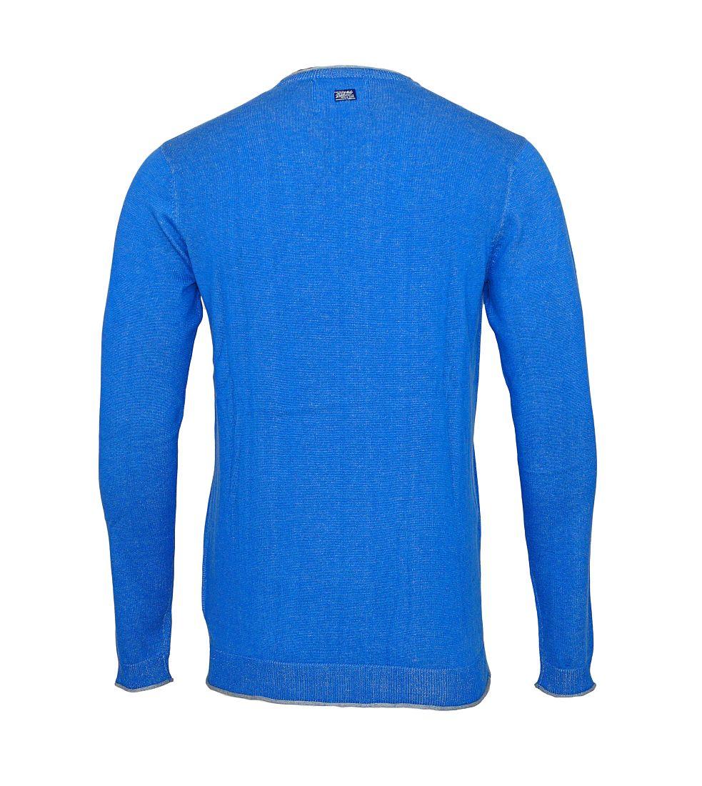 Petrol Industries Sweater Pullover Knitwear hellblau MFW16 KWV261 593 HW16-1