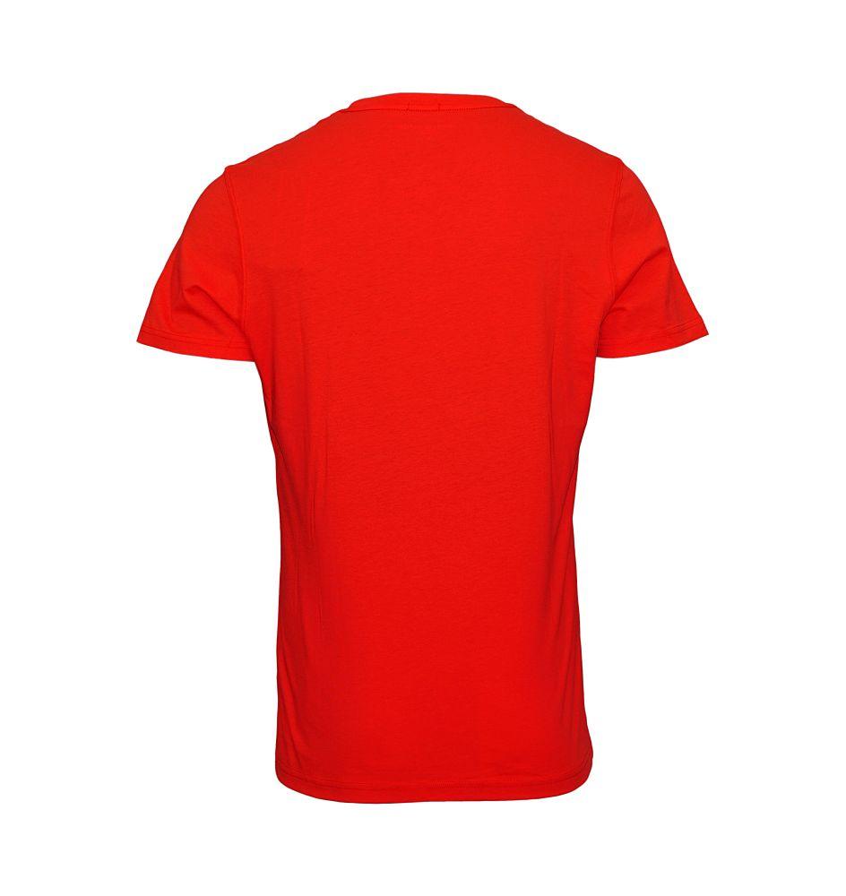 TOMMY HILFIGER Shirt T-Shirt Tee-Shirt Norton cn tee ss rot 2S87905125 218
