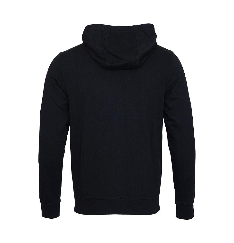 EA7 EMPORIO ARMANI Sweater Sweatjacke schwarz 6XPM65 PJ05Z 1200 Nero HW16-EA7-1