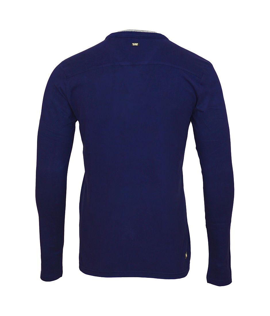 Petrol Industries Sweater Pullover Longsleeve navy MFW16 TLV731 590 HW16-1SPr