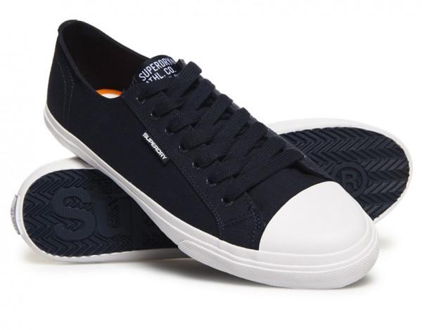 Superdry Herren Low Pro Sneaker MF1007NS Navy WJ-19-SPHX