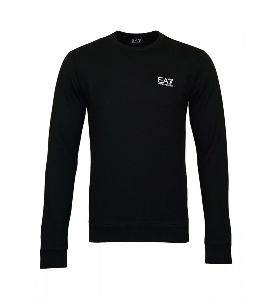 EA7 Emporio Armani Longsleeve Sweatshirt 8NPM52 PJ05Z 1200 Black HW19-EAL1