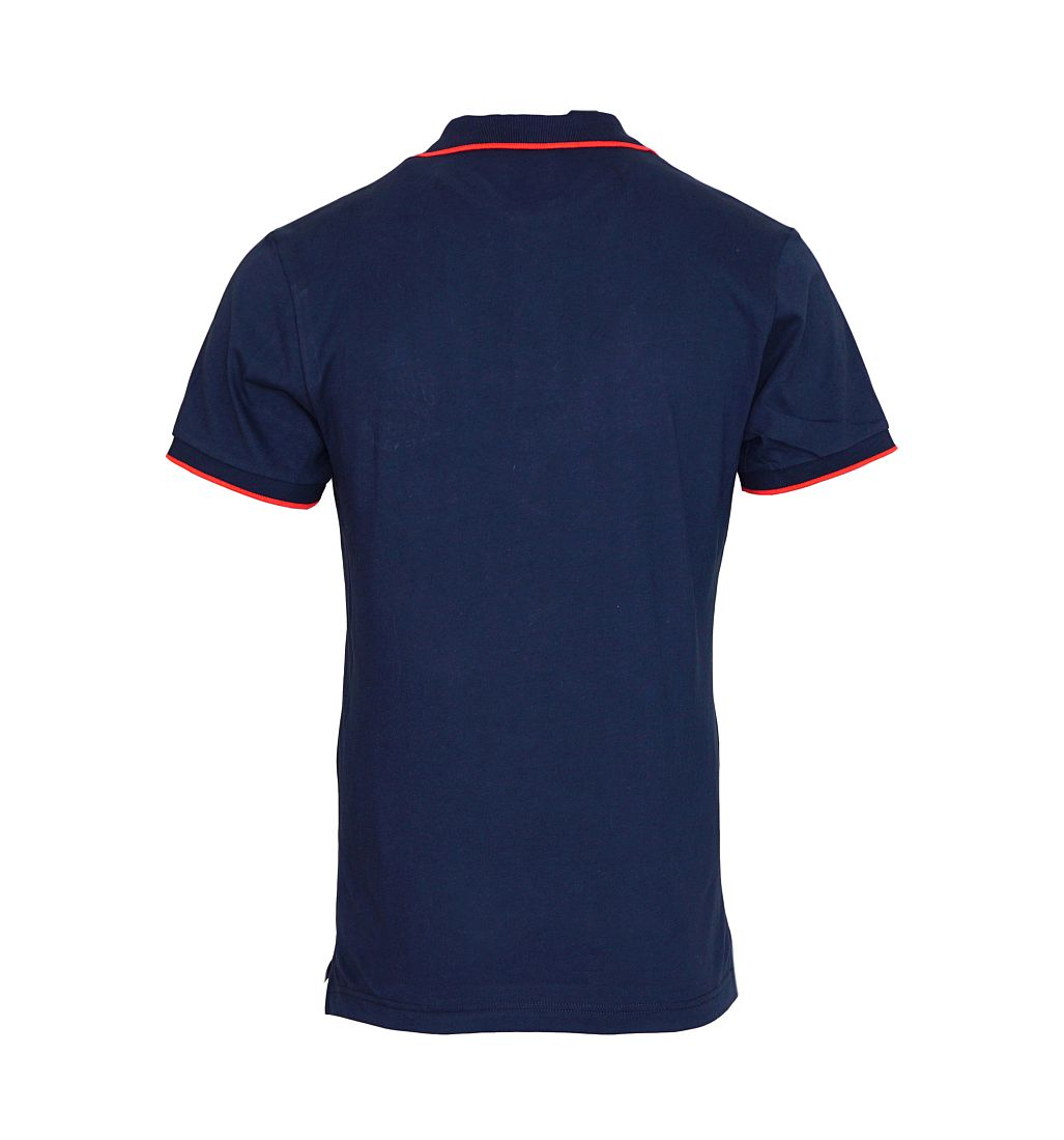 TOMMY HILFIGER Shirt T-Shirt navy Icon Polo SS 2S87905399 416