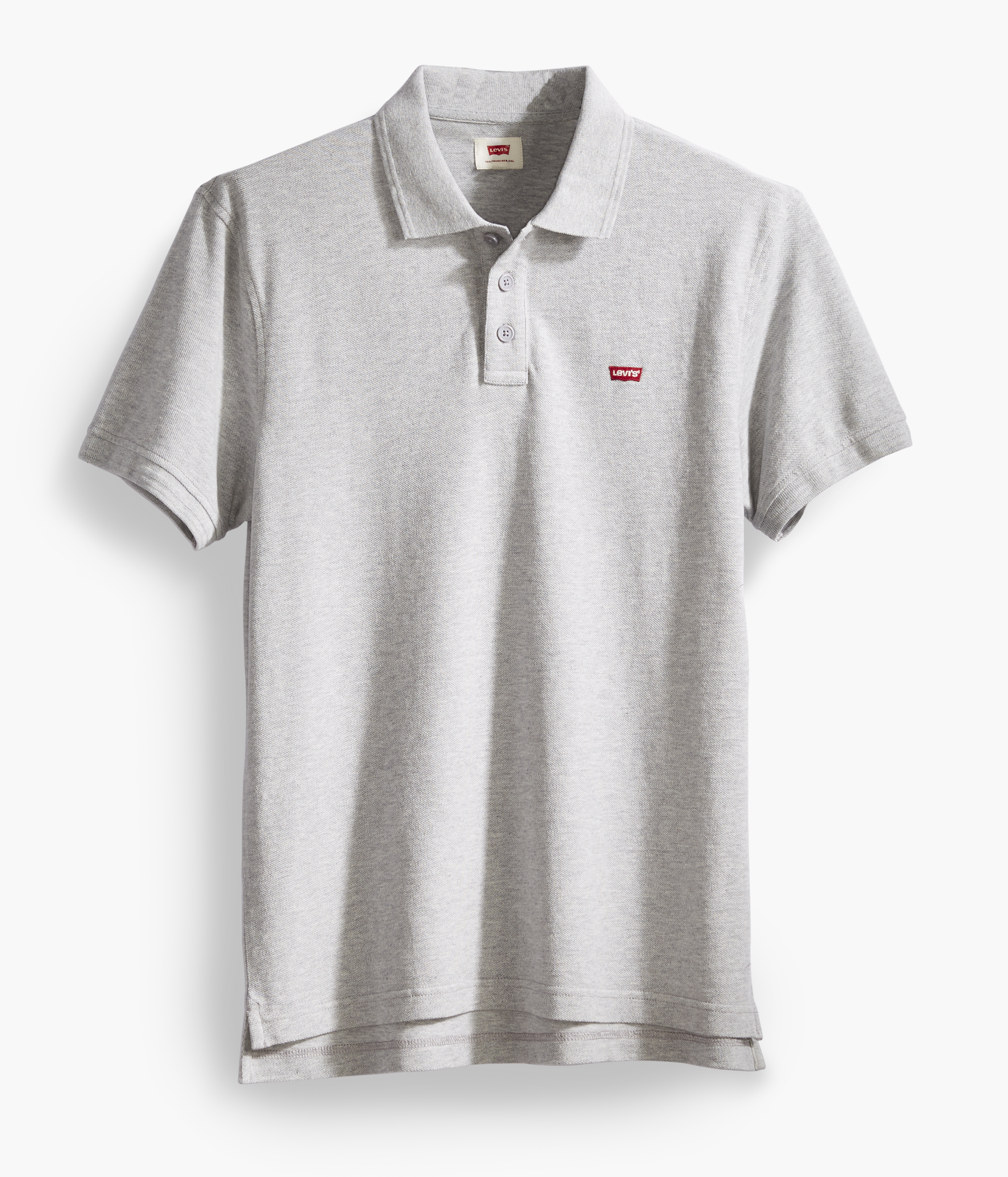 LEVIS Shirt Kurzarm Poloshirt 22401-0002 hellgrau W18-LVPS1