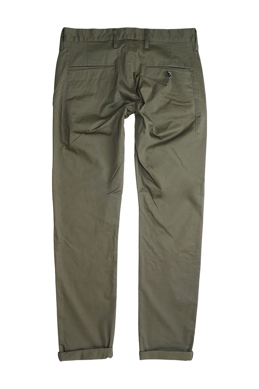 G-Star RAW Hose Bronson Slim Chino D01794.5126.1260 Gs Grey F18-GSC1