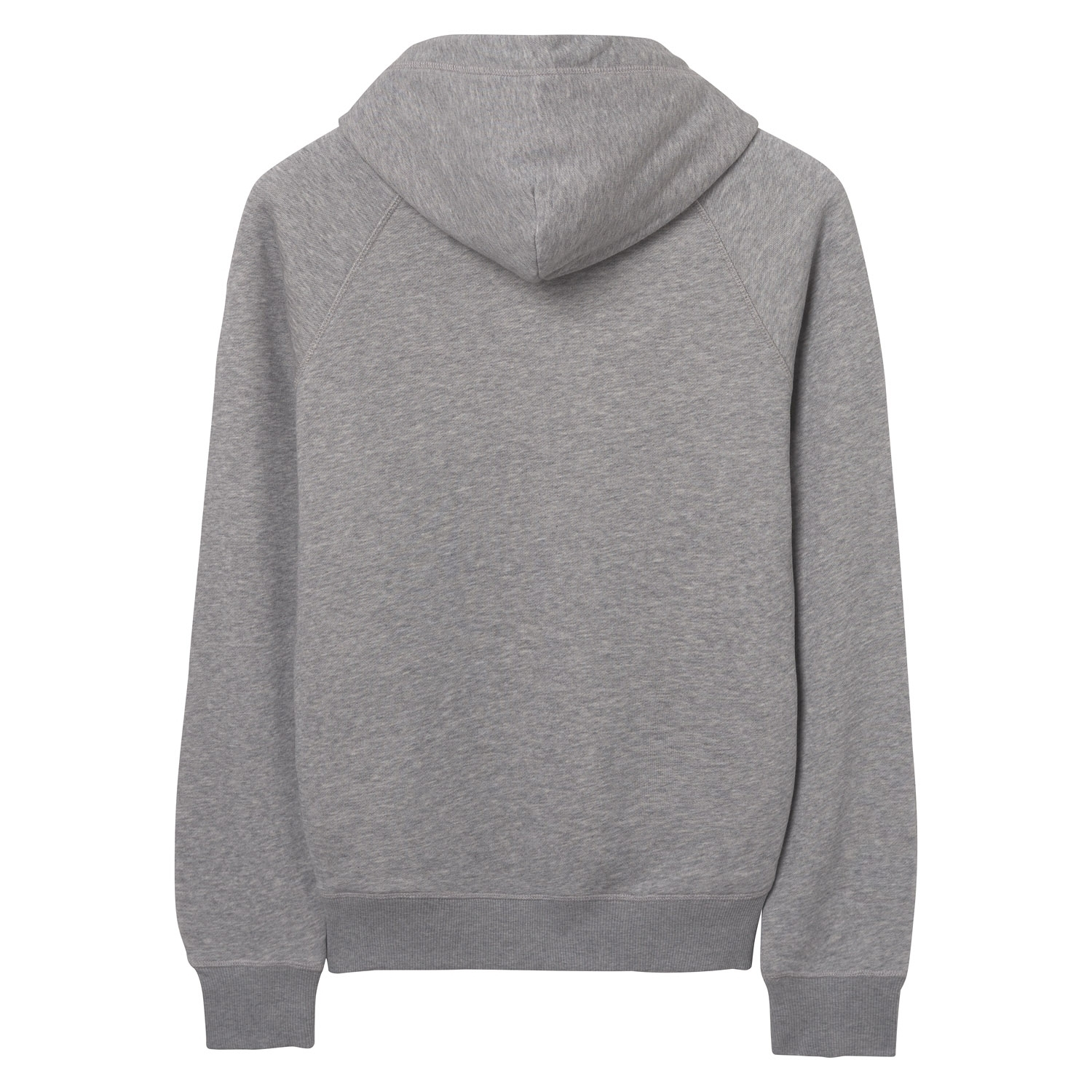 Gant Pullover m. Kapuze O1. GRAPHIC SWEAT HOODIE 2047039 GREY MELANGE SH18-GP5