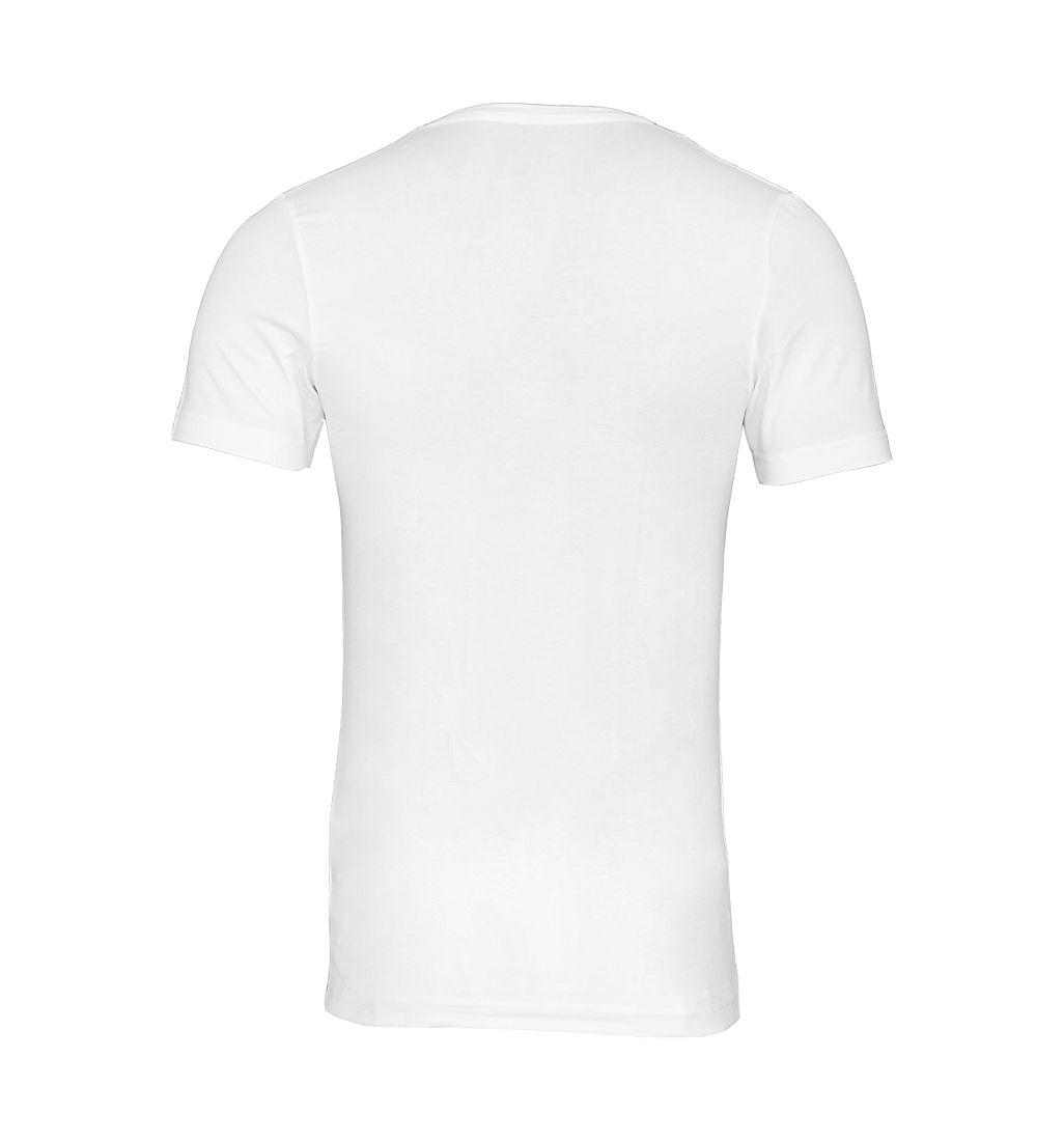 Daniel Hechter 2er Pack T-Shirts Shirts weiss V-Ausschnitt 10284 472 01 HW16