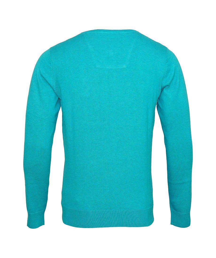 Tom Tailor Pullover Sweater Strickpullover V-Ausschnitt under water green 3021321 0910 7776 WF17-J1