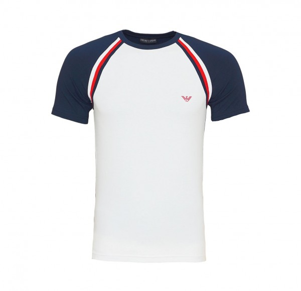 Emporio Armani T-Shirt Crew-Neck 111856 9A529 00010 white SH19-EAX1
