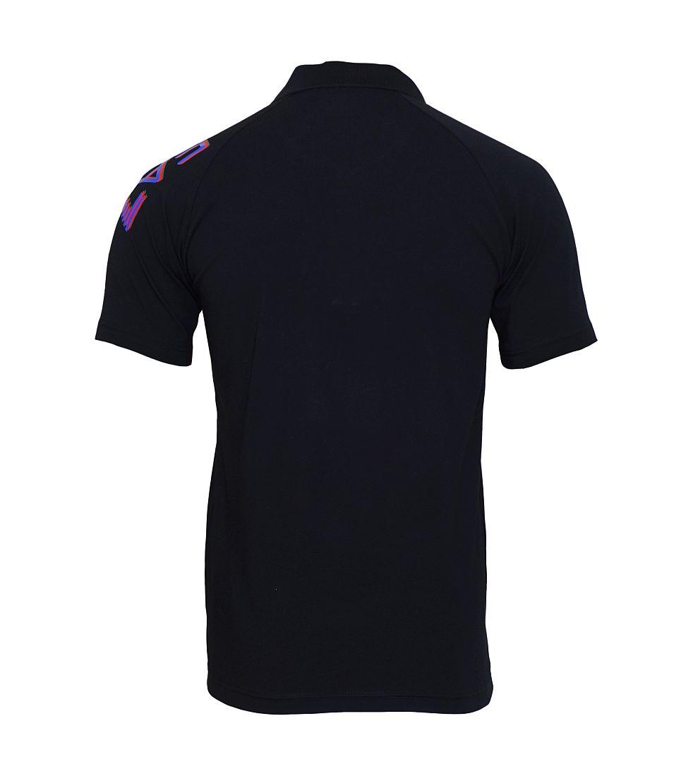 EA7 EMPORIO ARMANI Shirt Polohemd Poloshirt Polo schwarz 6XPF55 PJ03Z 1200 Nero HW16