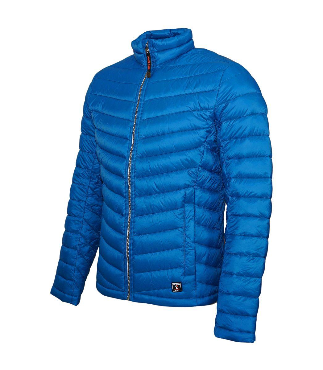 Jacke 6343 Daunenjacke Tom Jacket Tailor 0110 blau TTJ1 SH17 Lightweight 3533475 HDeYE2IW9
