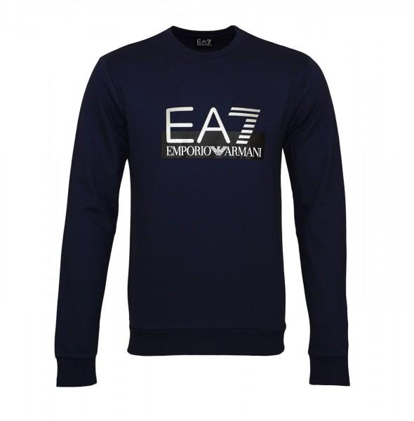 EA7 Emporio Armani Sweatshirt Sweater 6GPM60 PJ05Z 1554 navy blue SH19-EAS1