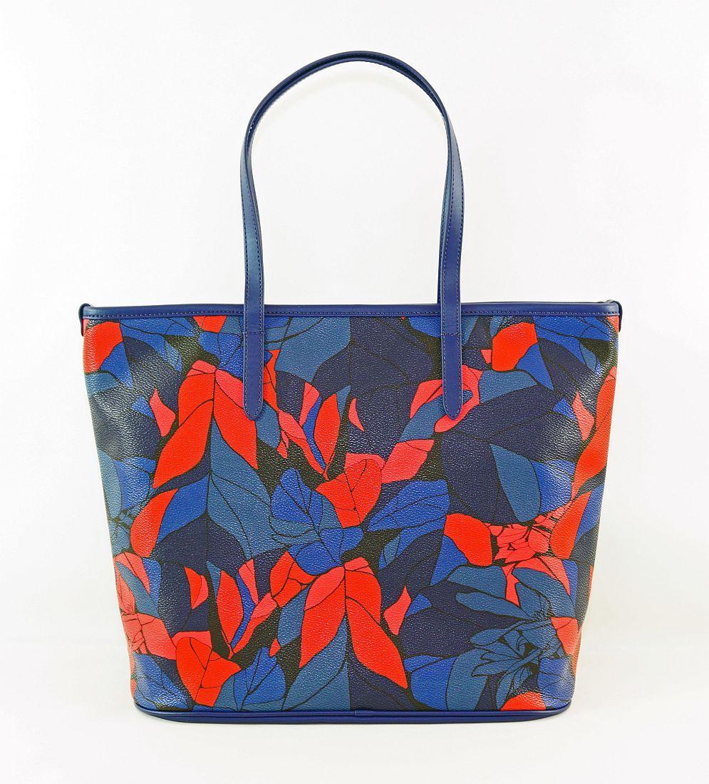 Armani Jeans Handtasche Shopper Tasche 922028 6A714 31735 Patriot Blue HW16-1