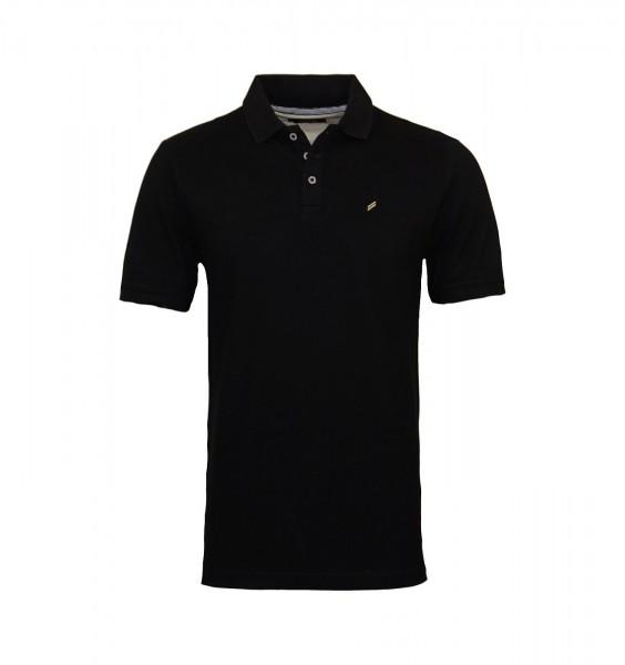 Daniel Hechter Poloshirt Polo Piquee 75018 101916 990 black WF20-DHP1