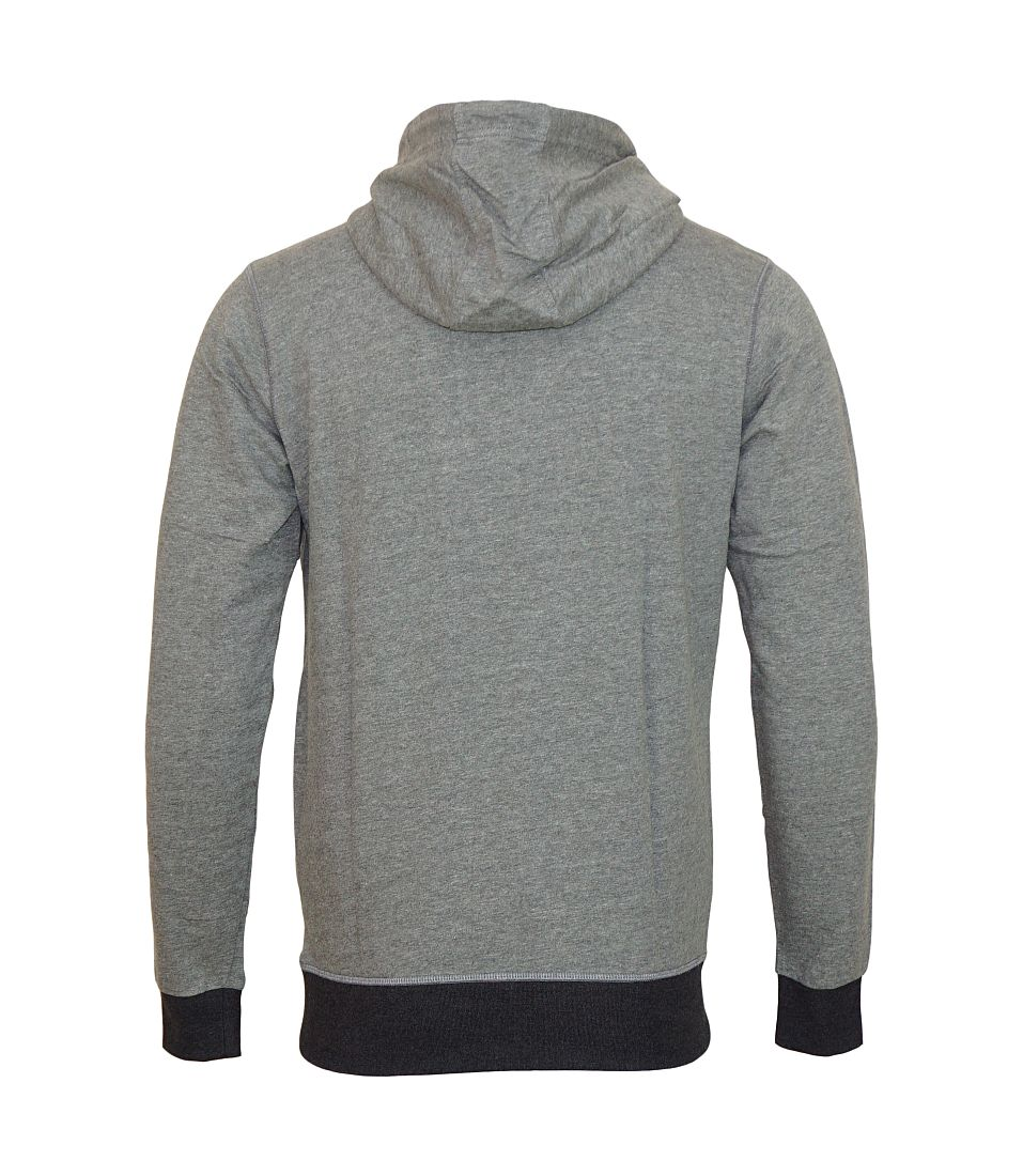 Petrol Industries Sweater Pullover Sweat Hooded grau MFW16 SWH390 946 mit Kapuze HW16-3sp