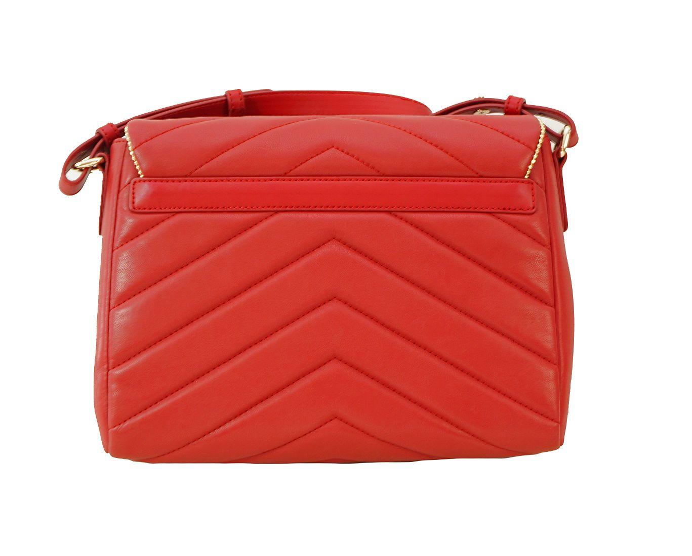 Armani Jeans Tasche Handtasche f. Damen 922159 6A718 00176 Bordeaux HW16