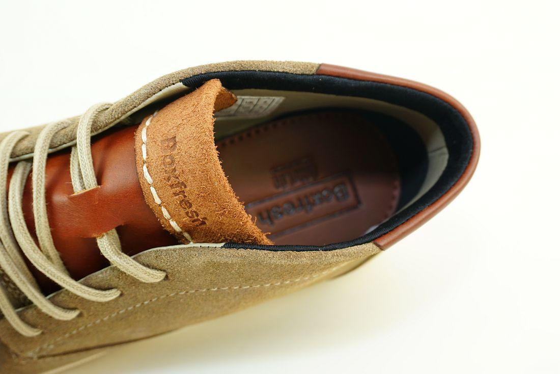 Boxfresh Schnürschuhe Schuhe Alvendon CH SDE E-15239 SVR MNK Sneaker SH17-BFS1