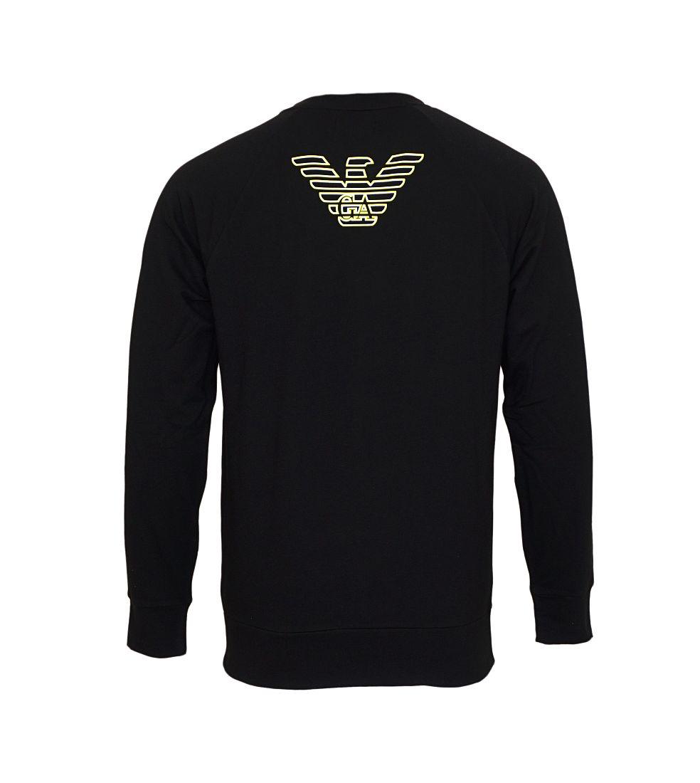 Emporio Armani Pullover Sweater 111062 7P575 00020 Nero schwarz S17-EAN2
