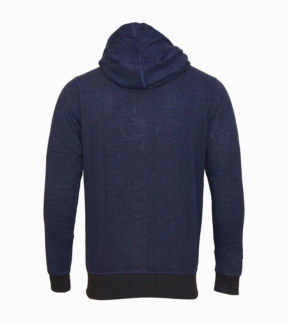 PETROL Industries Sweater Jacke Sweat Hooded blau MFW16 SWH357 590 HW16-PnSP