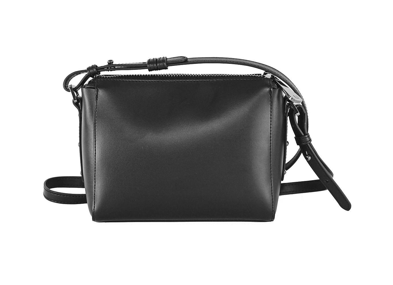 Armani Jeans Tasche Borsa Tracolla Castigla 922176 7P757 00020 Nero Handtasche S17-AJT1