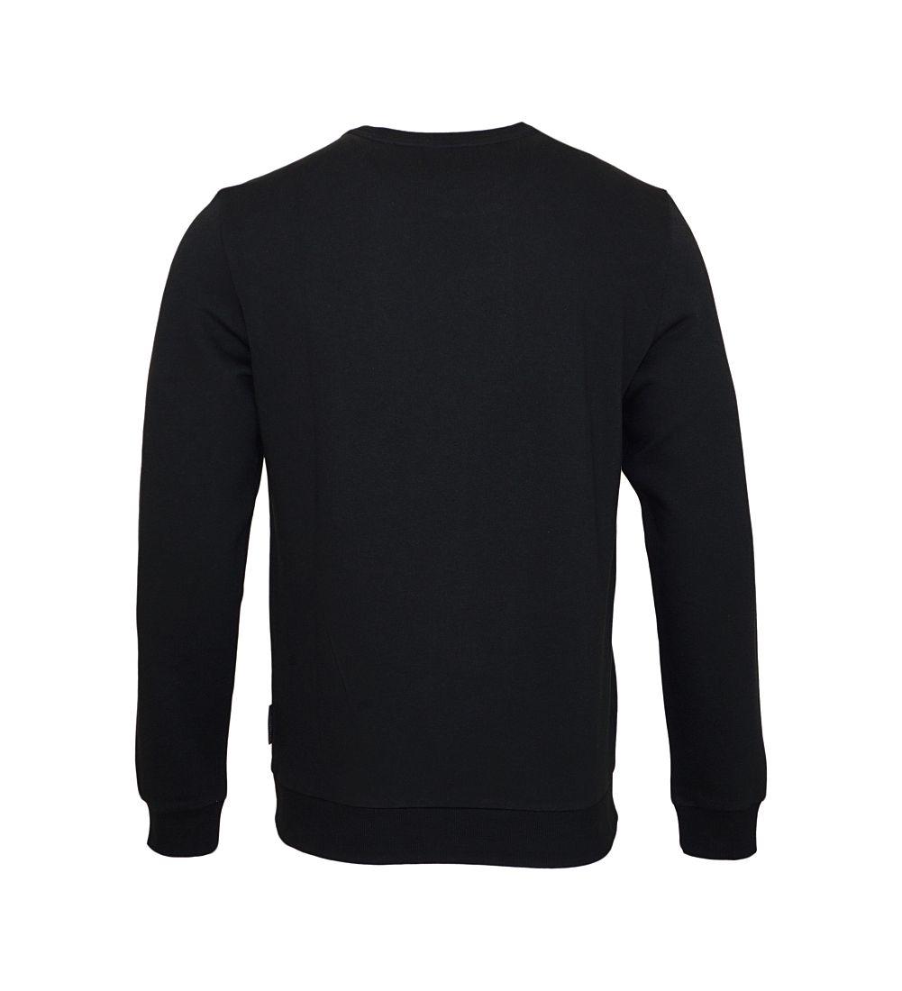 Emporio Armani Pullover Sweater Rundhals 111720 7A571 00020 NERO SH17-EASW1