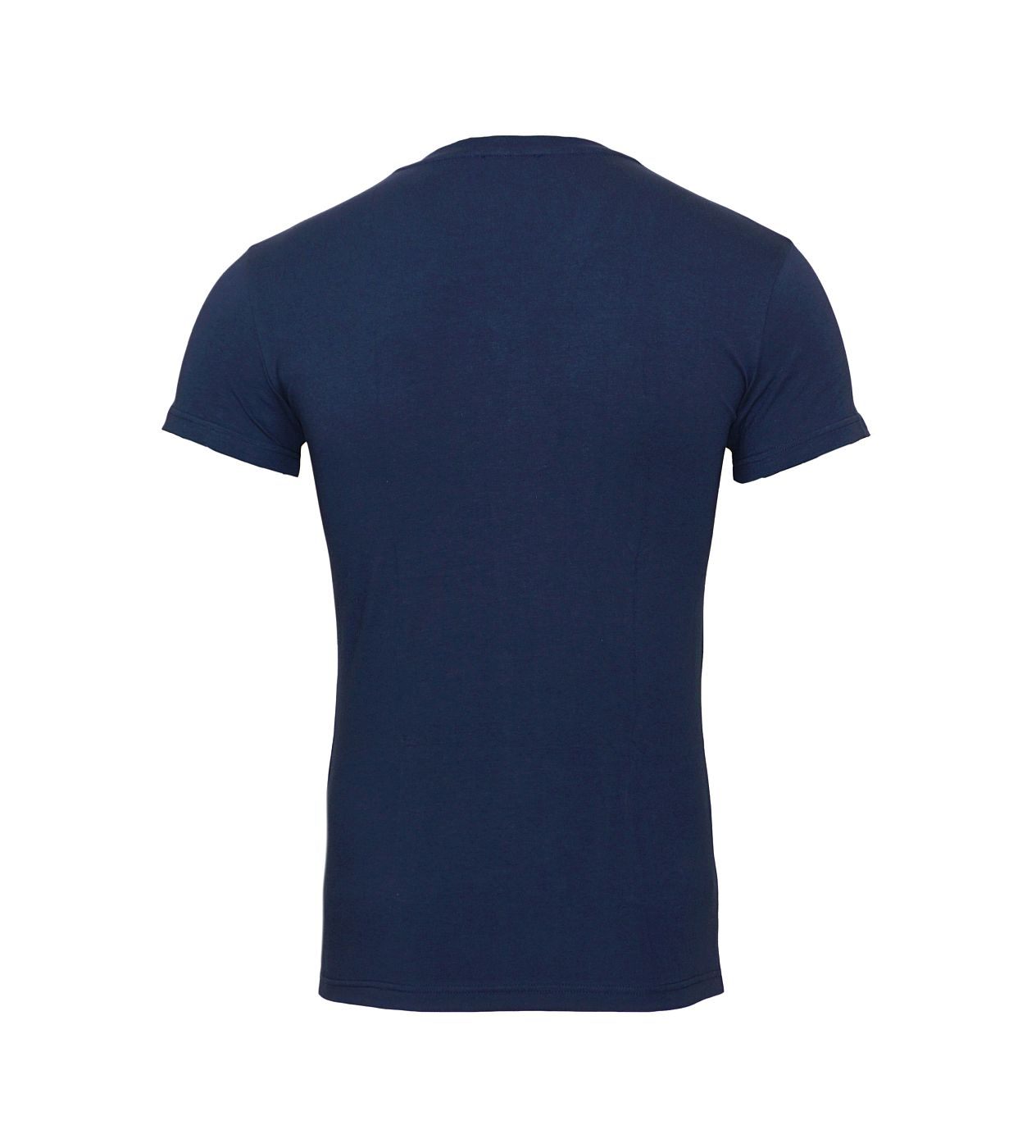 Emporio Armani T-Shirts V-Ausschnitt 110810 8A516 00135 MARINE SH18-EAT2