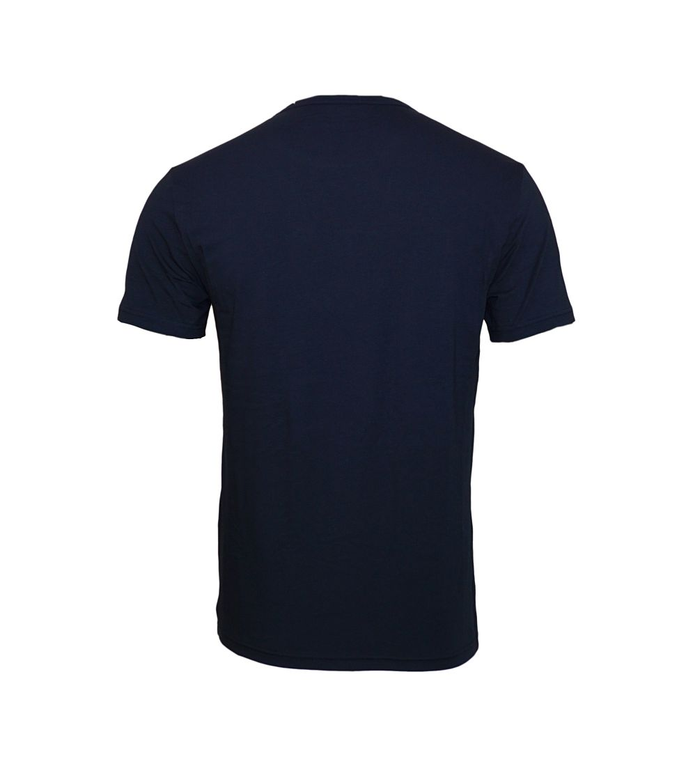 Emporio Armani 2er Pack T-Shirts Rundhals 111267 7A717 27435 MARINE/MARINE SH17-EA2PT