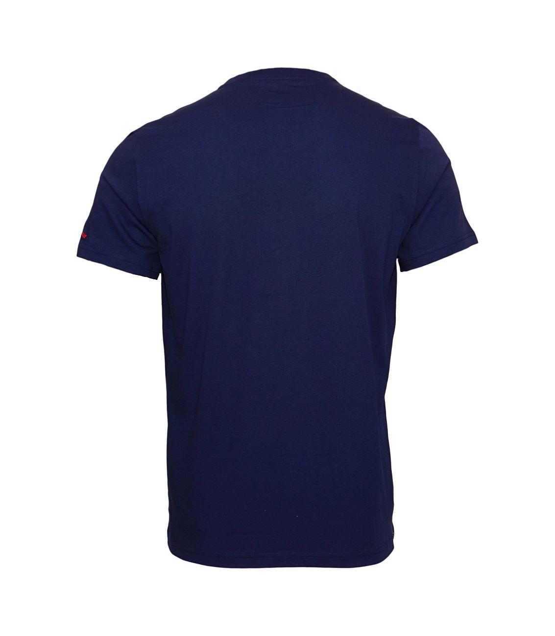 Ralph Lauren T-Shirt Rundhals 71468781 0004 Navy S18-RLS1