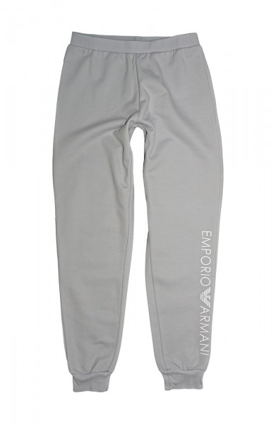 Emporio Armani Hose Jogginghose Loungeweare 163774 8A250 09117 SILVER W19-EAH1