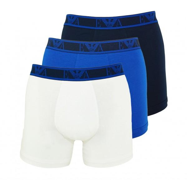 Emporio Armani 3er Pack Boxer Shorts 111473 9A715 27233 multicolor SH19-AB1