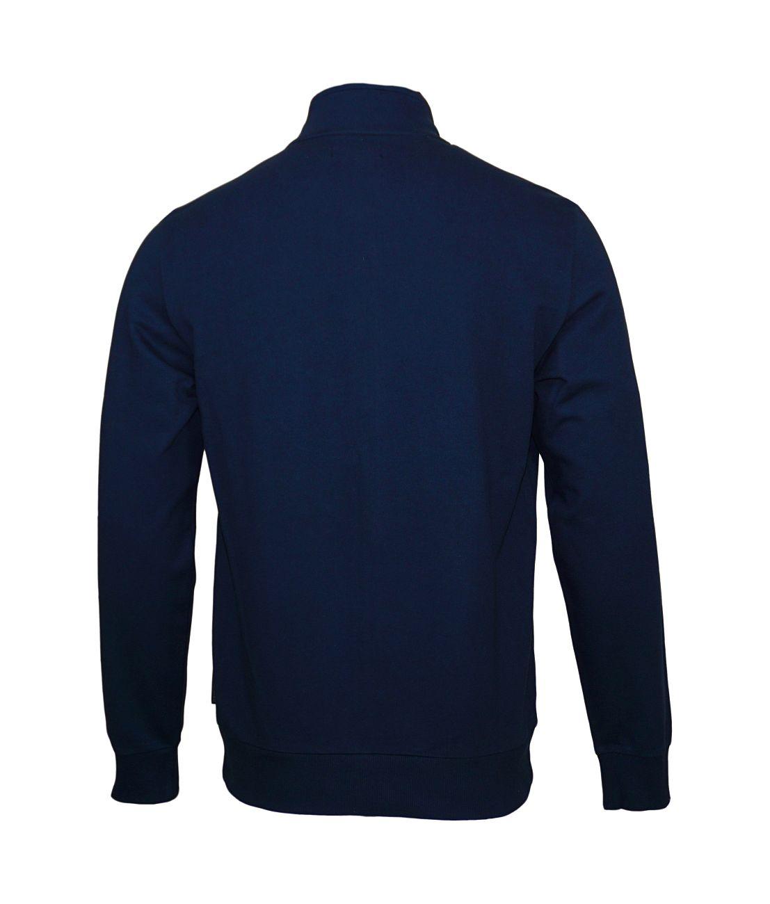 Emporio Armani Jacke Sweater Zip 111532 8P571 00135 MARINE F18-EAJ1