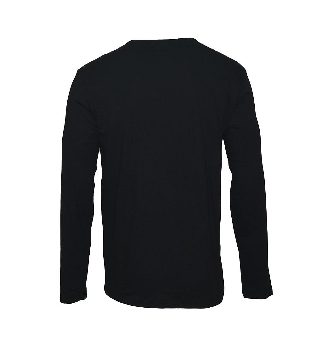 Calvin Klein Longsleeve Shirt CK16 U8499A Rundhals schwarz